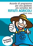 Accordo di programma agricoltori